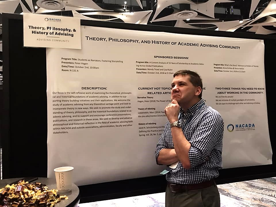 TPHAC Poster at the ACD Fair in Phoenix, 2018