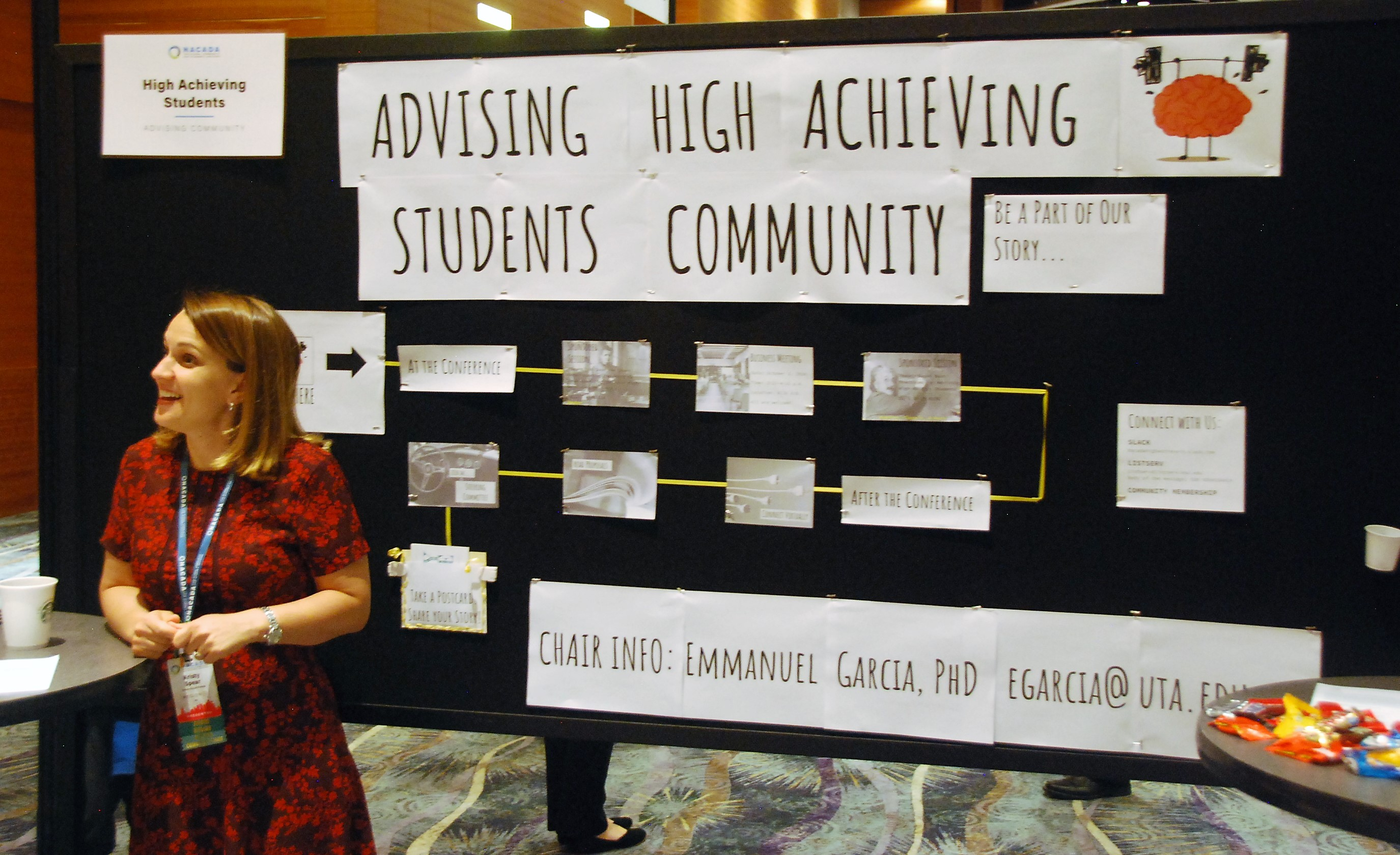 Advising High Achieving Students